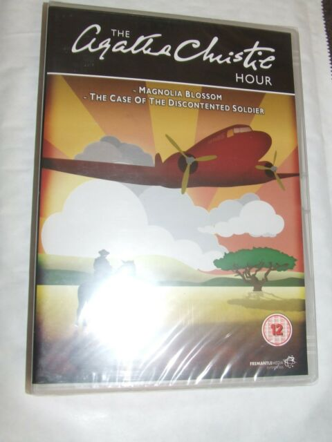 Agatha Christie Hour - Magnolia Blossom / Case Of Discontented Soldier DVD NEW