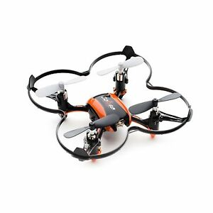 Micro-Drone-Copter-2-4G-with-Frame-amp-Headless-Mode-by-RC-Cobra-Toys