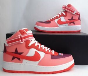 new concept bc3a6 09b22 Image is loading Nike-Air-Force-1-High-X-RT-Riccardo-