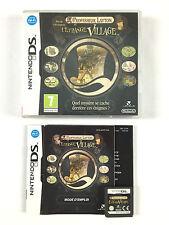 Professeur Layton et l'étrange village DS / Jeu Nintendo DS, 3DS...+ Points VIP