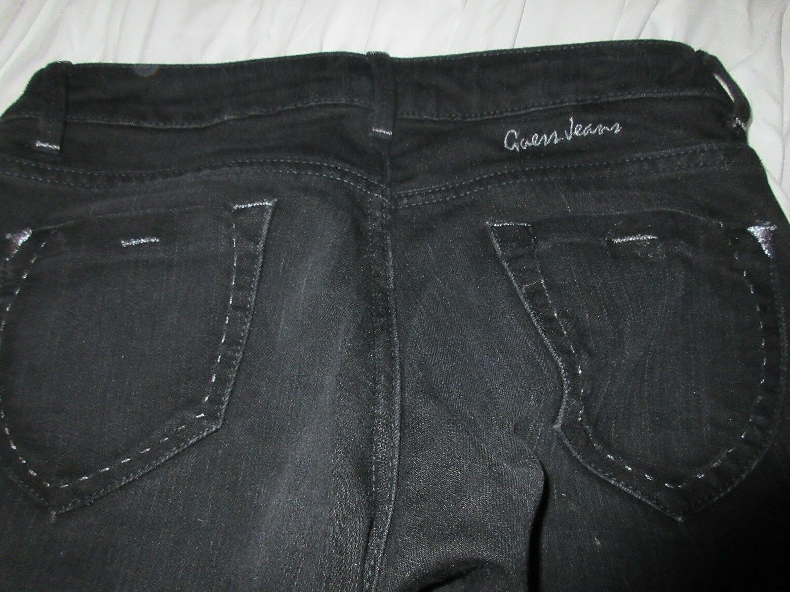 Guess Jeans , Excess , Skinny Leg , Size 28 , Black , S