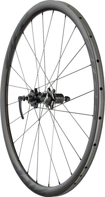 Zipp 202 Tubular Disc Brake Rear Wheel 700c 24 Spokes 10 11 Speed SRAM
