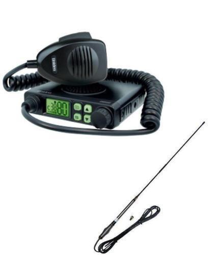 UNIDEN UH7700 UHF 80 CHANNEL 5W RADIO+ AT870 UHF 80 CHANNEL ANTENNA 6DBi 950MM