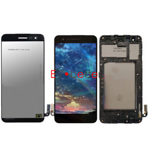 Details about LG Zone 4 X210VPP | LG Aristo 2 X210M Display LCD Touch  Screen Replacement Frame