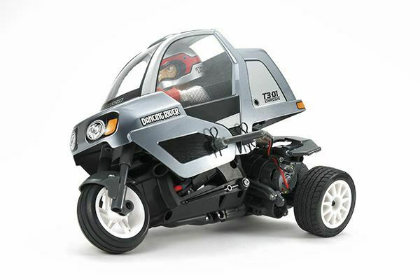 Tamiya - 1 8 RC Dancing Rider Trike Kit