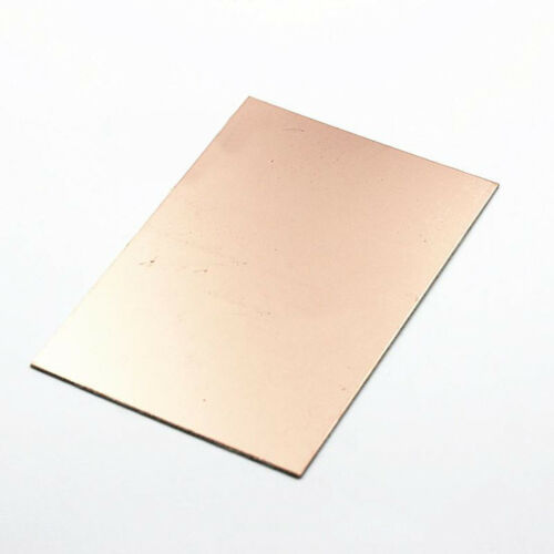 1PCS Bakelite 10*15cm Single Sided Copper Clad Plate Laminate PCB Circuit Board