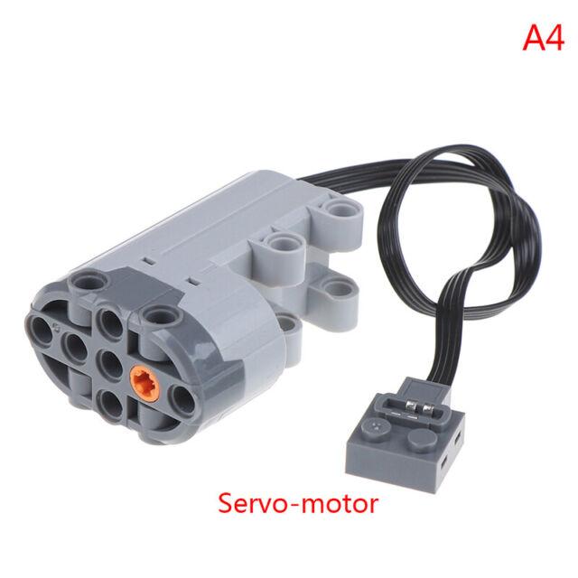 Technic parts for multi power servo motor train electric motor building k cW6