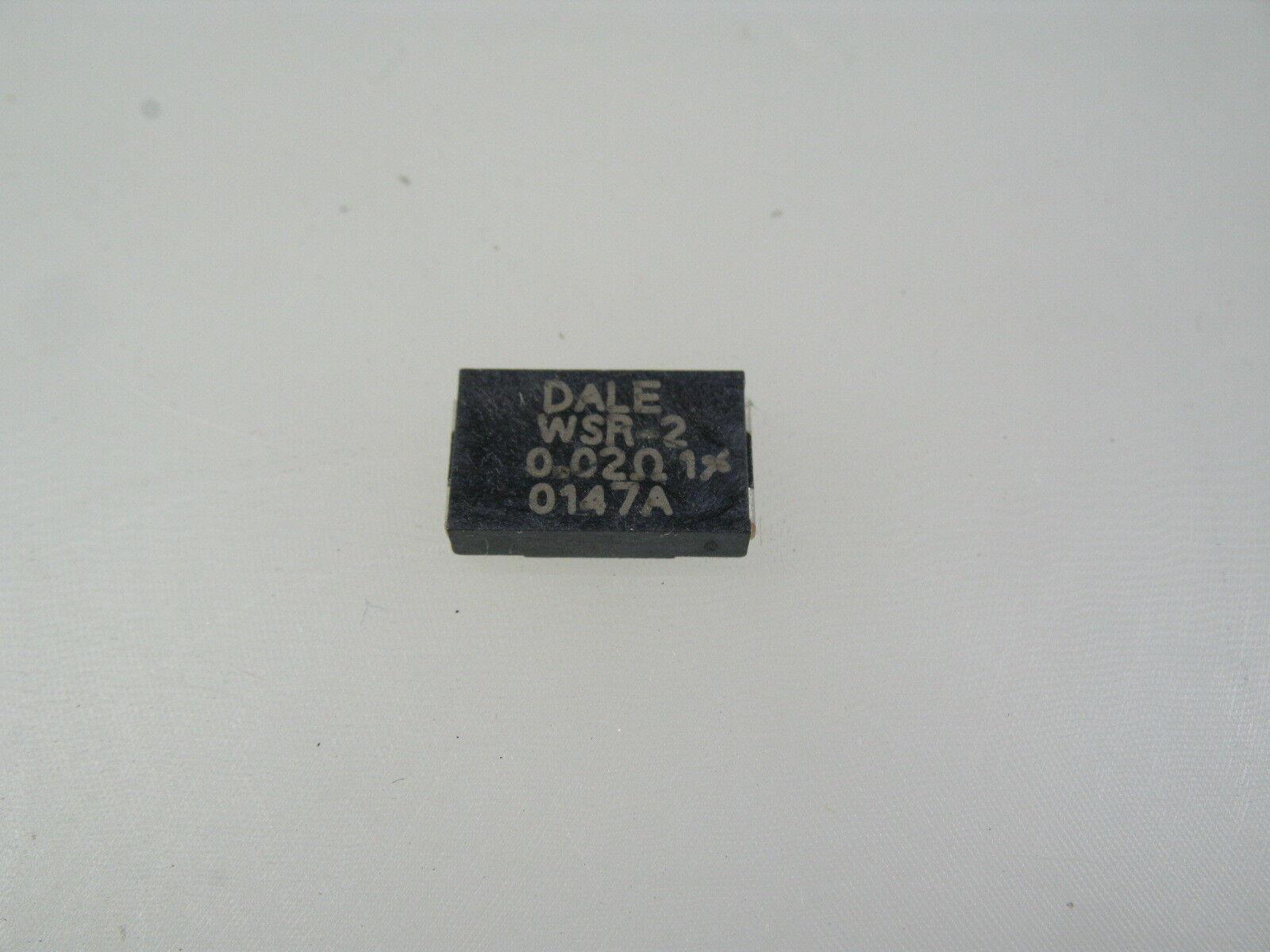 SMD 1//2watt .016ohms 1 WSL2010R0160FEA Current Sense Resistors Pack of 100