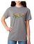 USA-Made-Bayside-T-shirt-Blessings-Come-In-Many-Ways-Flower-Shirt-Flowers thumbnail 2