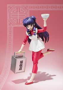 BANDAI S.H.Figuarts Shampoo Ranma 1/2 Action Figure JAPAN IMPORT OFFICIAL