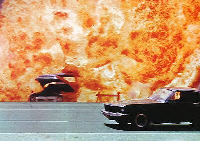 STEVE McQUEEN: Bullitt  rare 8x10 Ford Mustang #4