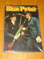 BLUE PETER EIGHTH BOOK BRITISH ANNUAL 1971 VF