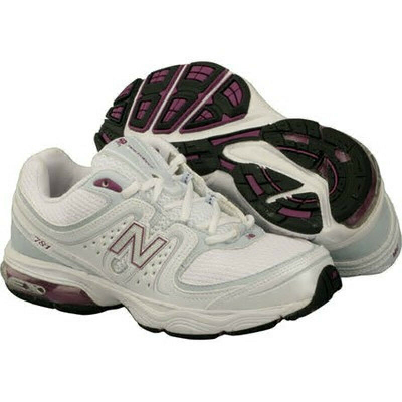 New Balance WX781WT White Lavender Running shoes 7