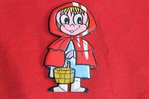 Figurina Plasteco Mio Locatelli Personaggi Vari Cappuccetto Rosso Ebay