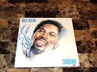Billy Ocean Rare Authentic Hand Signed Suddenly Vinyl LP Record R&B Soul Singer