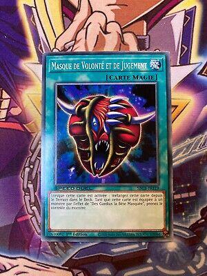 Yu-Gi-Oh! Masque de Brutalité SBCB-FR118 1st SD