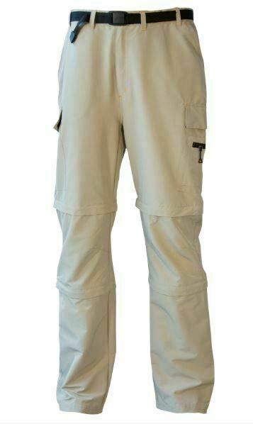 Deproc Kentville Men's Double-Zip-Hiking Pants Trousers 4 Way Stretch Comfortable  New  stadium giveaways