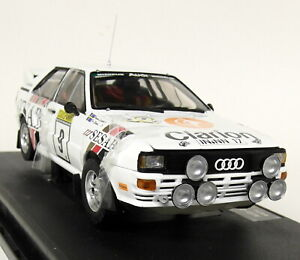 Sunstar-1-18-Scale-4230-Audi-Quattro-A2-1000-Lakes-Rally-1983-Diecast-model-car
