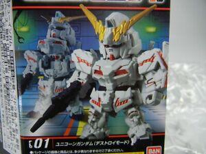 "Mobile Suit Gundam Micro Wars 3 /"" 03 Geara Doga /"" Action Figure BANDAI Japan"