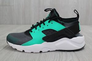 b9fd9fcd5696 Image is loading 27-Nike-Air-Huarache-Basketball-Shoes-Training-Green-