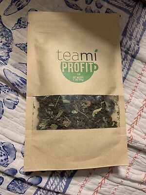 Teami Profit Loose Leaf Tea 13 Servings Oolong Tea Goji