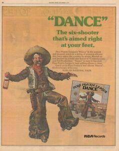 1976-Pure-Prairie-League-Dance-Album-RCA-Records-Vintage-Ad