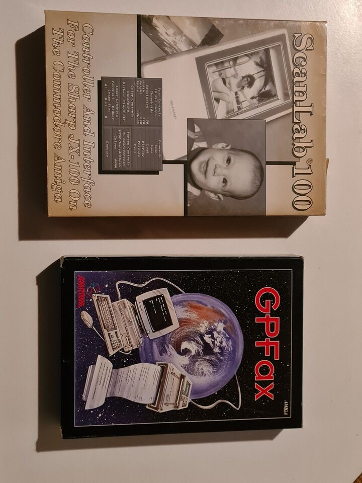 Diverse programmer til Amiga