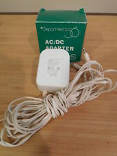 Dept 56 Light Accessory AC//DC Adapter #56.55026 White