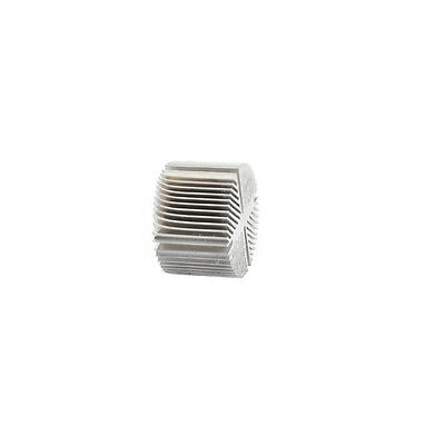 2X LED Ceiling Light High Power Aluminum Heat Sink Round Diameter 38mm 8 W QRP