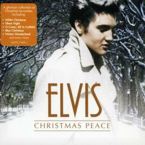 1 of 1 - Elvis Presley : Christmas Peace CD (2008) ***NEW***