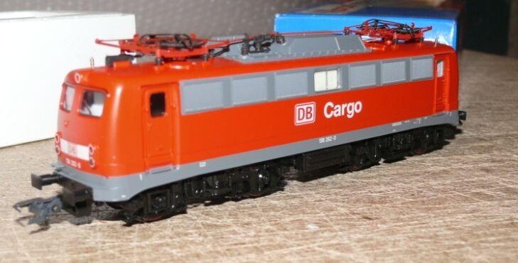 SH ROCO 43386 e Lok BR 139 262-0 DB CARGO inutilizzato