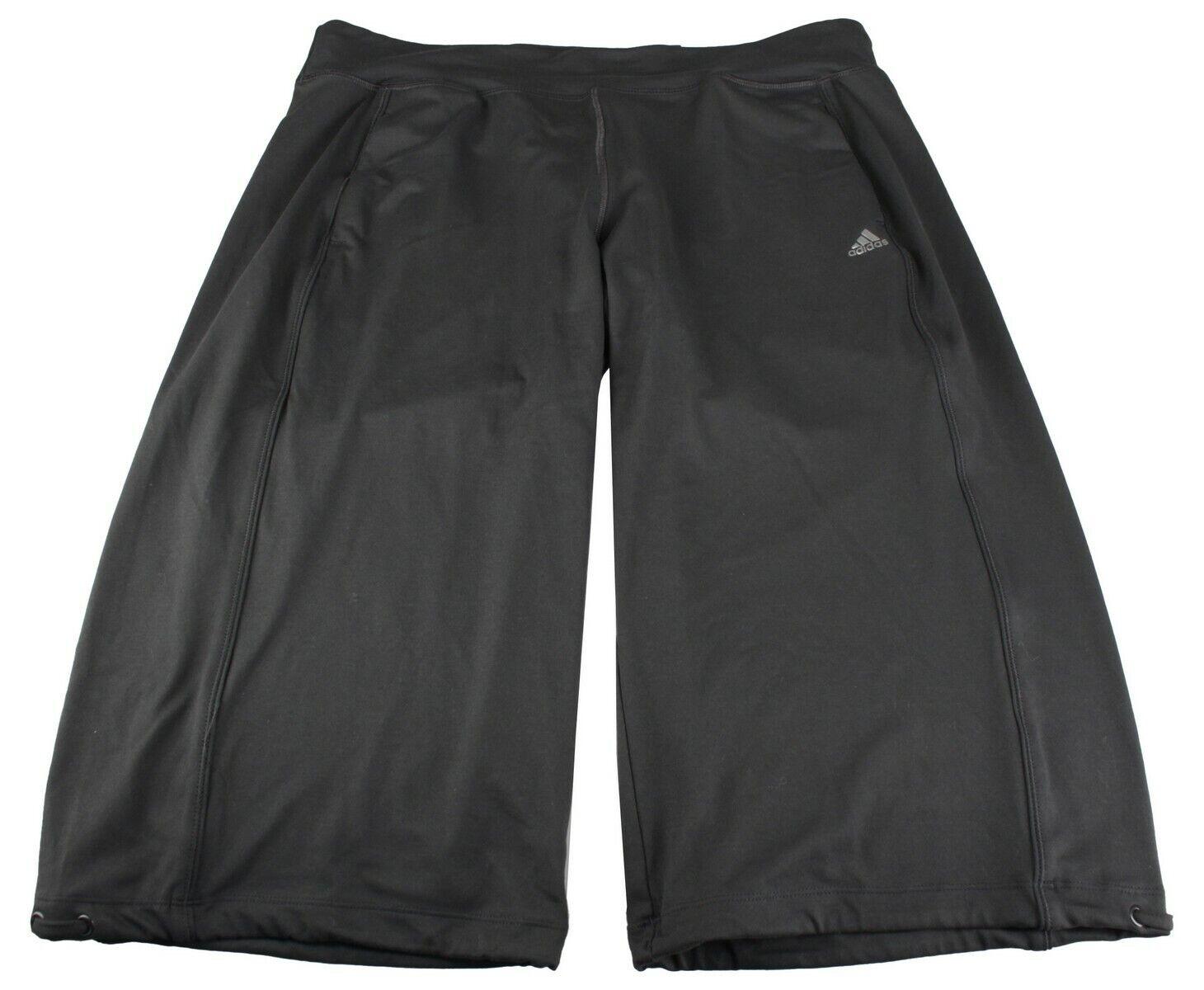 Adidas Damen Shorts Gr. L Schwarz Neu