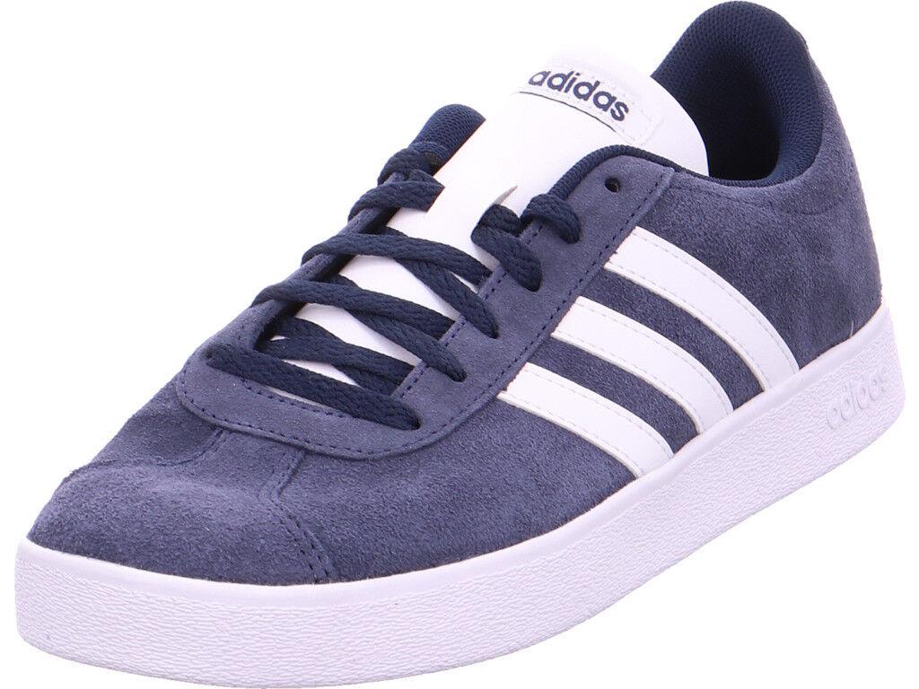 Adidas señora VL Court Court Court 2.0 K cortos azul 22f1f5
