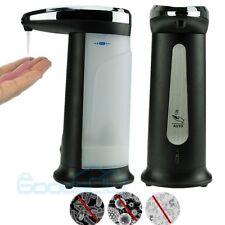 400ML Hands Free Automatic Touchless IR Sensor Soap Liquid Sanitizer Dispenser