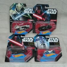 Star Wars Character Cars 4 - Pack ~ NEW