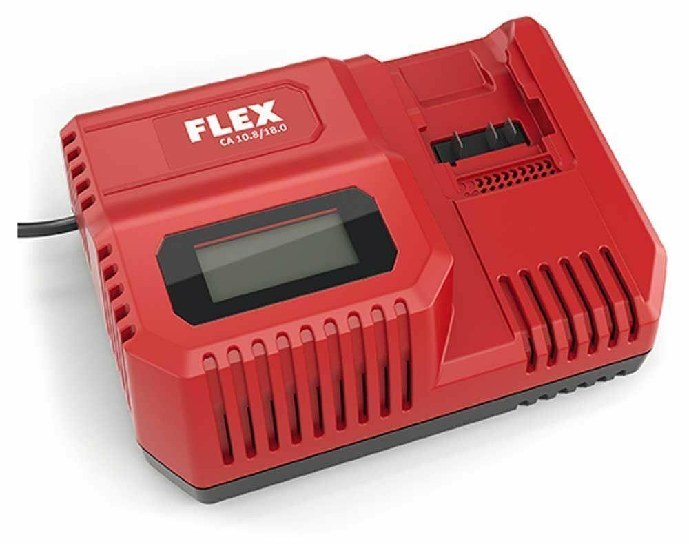 Flex Schnellladegerät 18V und 10,8V CA 10.8 18.0 417882   Neu Ladegerät