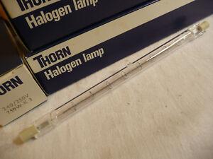 Projecteur Ampoule Lampe 240 V 750 W Thorn K3 R7s Tungstène Halogène... 34 nu-afficher le titre d`origine leu6mXS7-07200305-654125793