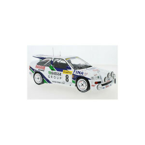 IXO - FORD ESCORT RS COSWORTH 8 THIRY/PREVOT RALLYE MONTE CARLO 1995 1/18