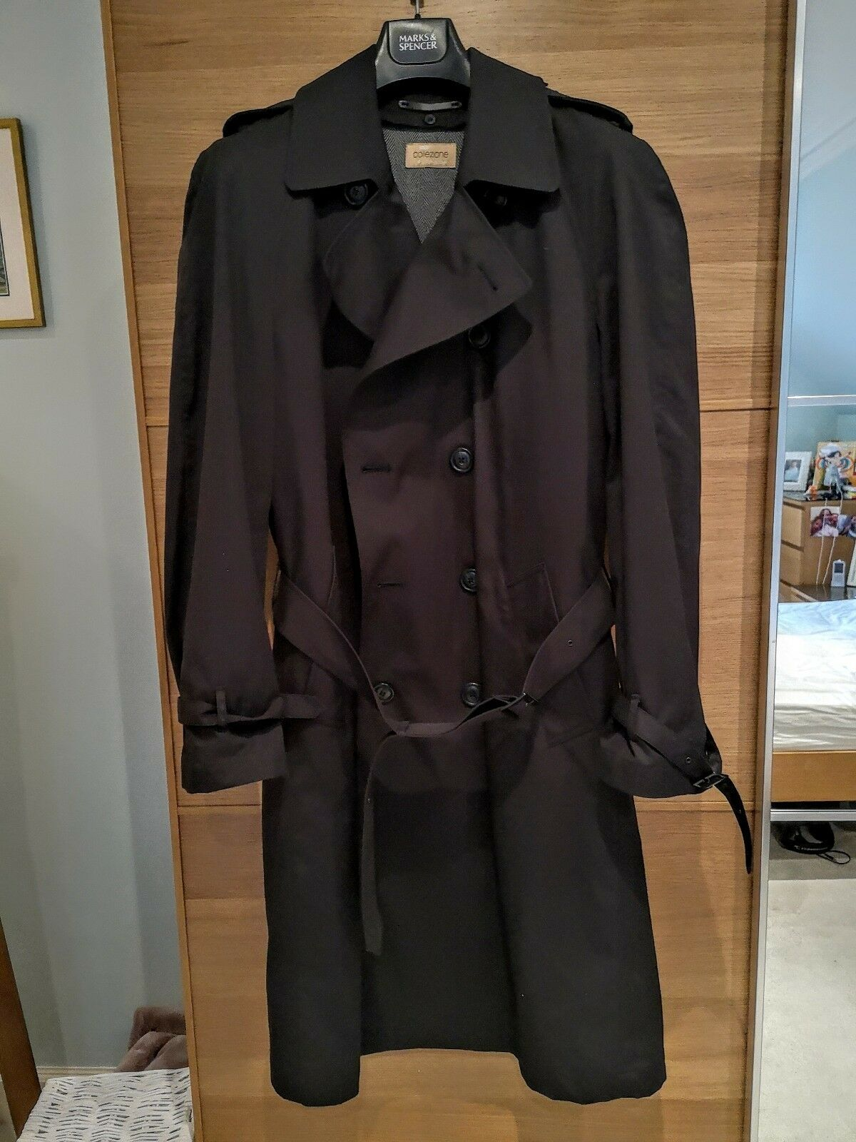 Marks and Spencer Coat 38 Man