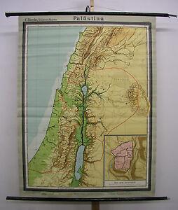 Israel für kinder zur zeit jesu landkarte Kirche entdecken