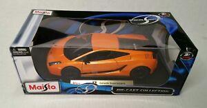Maisto-Special-Edition-Lamborghini-Gallardo-Superleggera-1-18-Orange