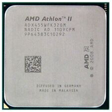 AMD Athlon II X3 455 ADX455WFK32GM (3 Núcleos, 3.30 GHz, 2.0 GHz HT) Socket AM3