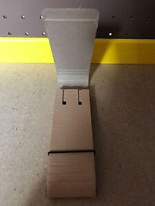 Stifte-Etui-aus-Karton-Stifte-Box-Hochwertig-Edel-Stiftehalter-Natur
