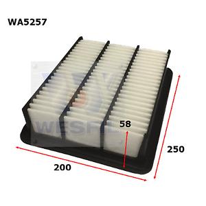 WESFIL-AIR-FILTER-MAZDA3-2014-2016-MAZDA6-2012-2019-CX-5-CX-9-WA5257