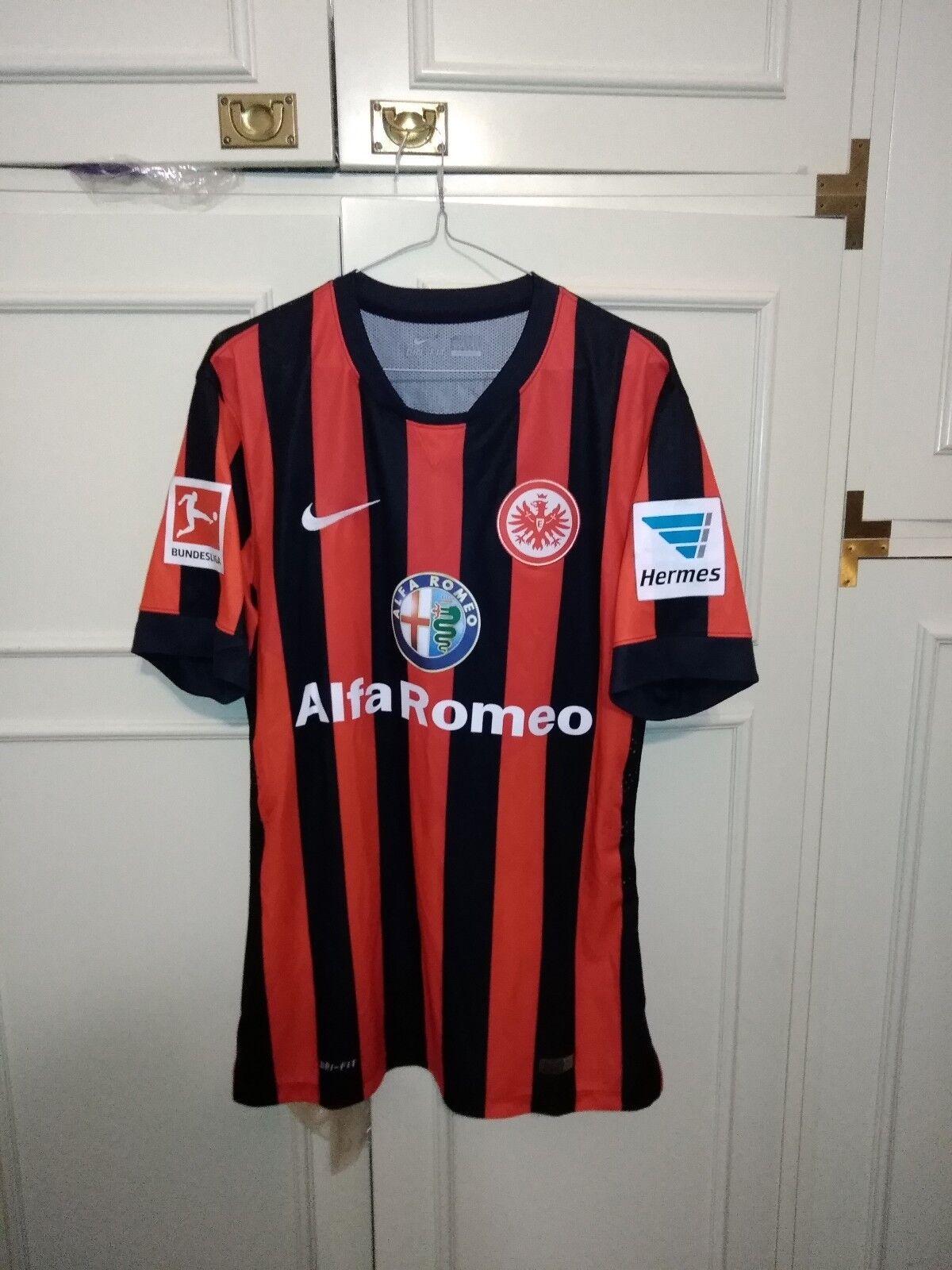 Match worn shirt Eintracht Eintracht Eintracht Frankfurt Inui  stricken getragen 3e746f