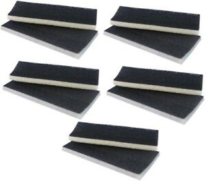 LASCO-11-1180-Shaws-Pad-Toilet-Bowl-Ring-Remover-Ten-10-Pads