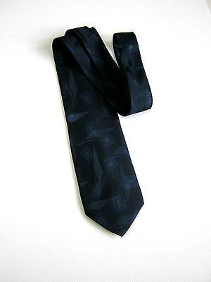 Dolce Lorenzo 1964 Vintage 90 Originale Jacquard 100% Seta Silk Made In Italy I Clienti Prima Di Tutto