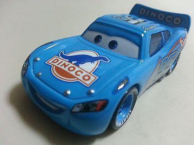 Mattel Disney Pixar Car Dinoco McQueen 95 Toy Car 1:55 Loose New In Stock