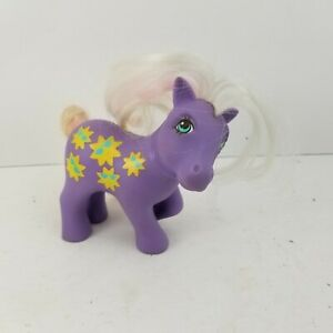Vintage-Hasbro-1984-My-Little-Pony-G1-Shoreline-Sunshine-Ponies-China