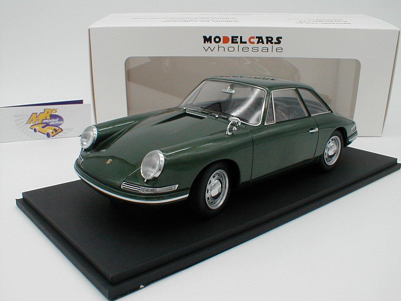 Autocult 90058   PORSCHE 754 t7 anno 1959 1959 1959 in  verde scuro metallizzato  1 18 NUOVO f3db11